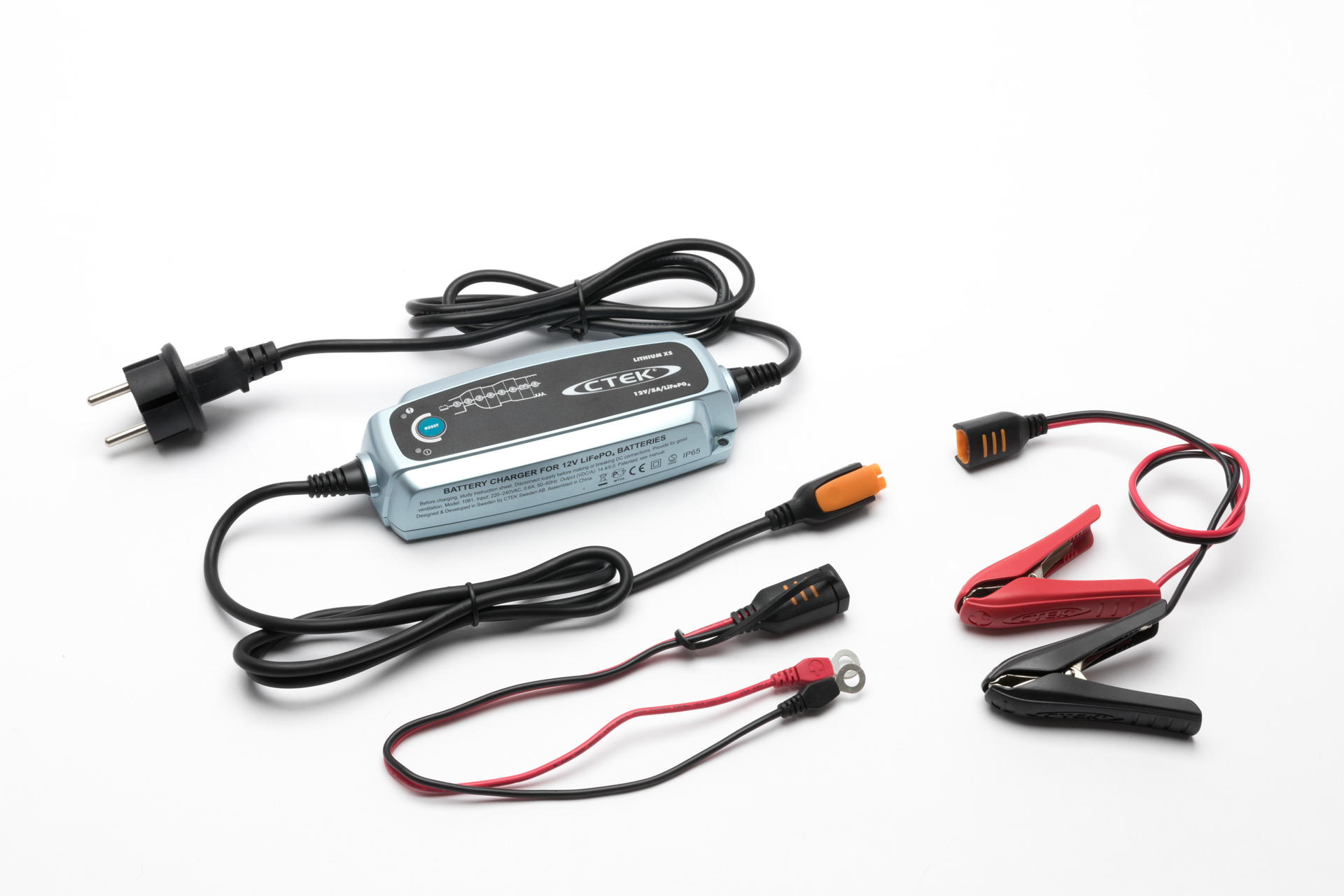 LITHIUM XS Зарядное устройство для литиевых аккумуляторных батарей